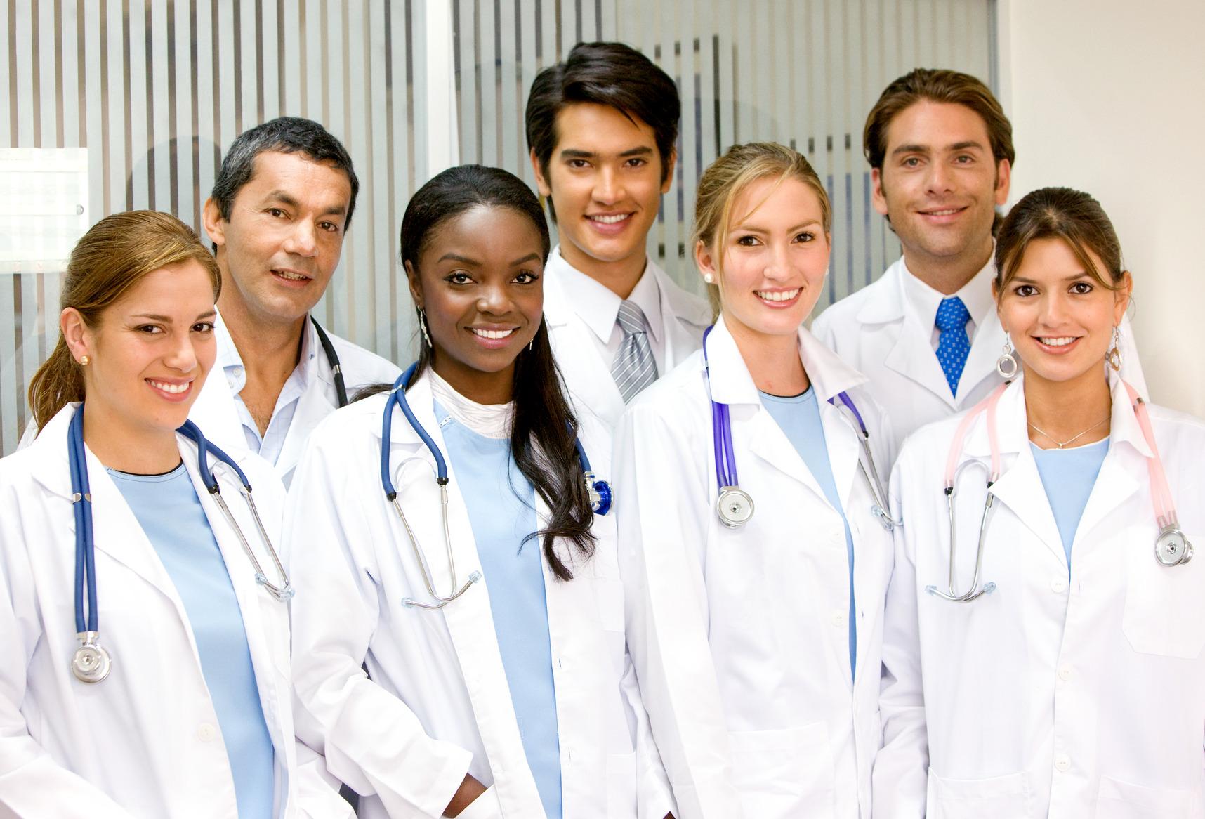 Ärzte und Ärztinnen